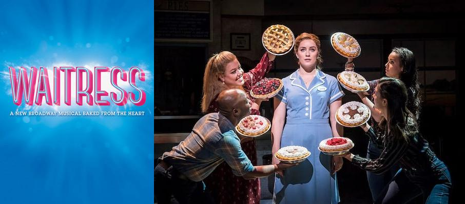 Waitress at Norwich Theatre Royal