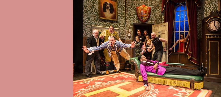 The Play That Goes Wrong, Duchess Theatre, Norwich