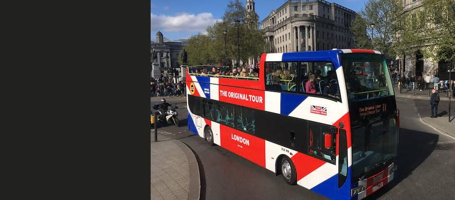 Original London Sightseeing Tour, The Original London Visitor Centre, Norwich