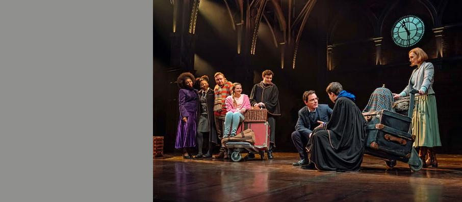 Harry Potter And The Cursed Child, Palace Theatre, Norwich