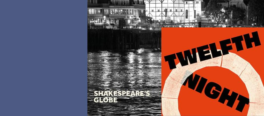Twelfth Night, Shakespeares Globe Theatre, Norwich
