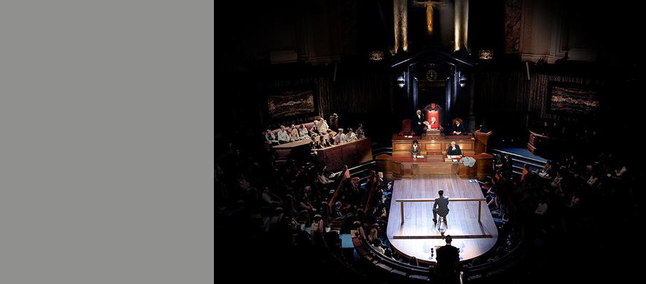 Witness for the Prosecution, London County Hall, Norwich