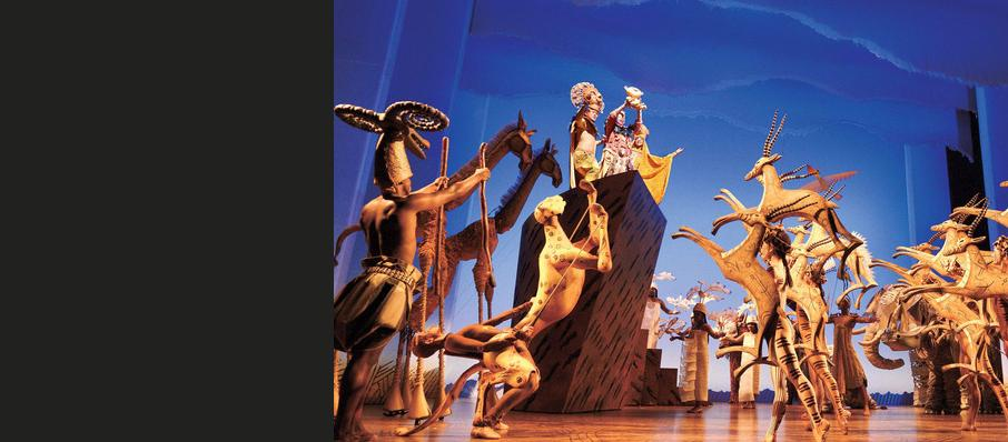 Lion King, Lyceum Theatre, Norwich