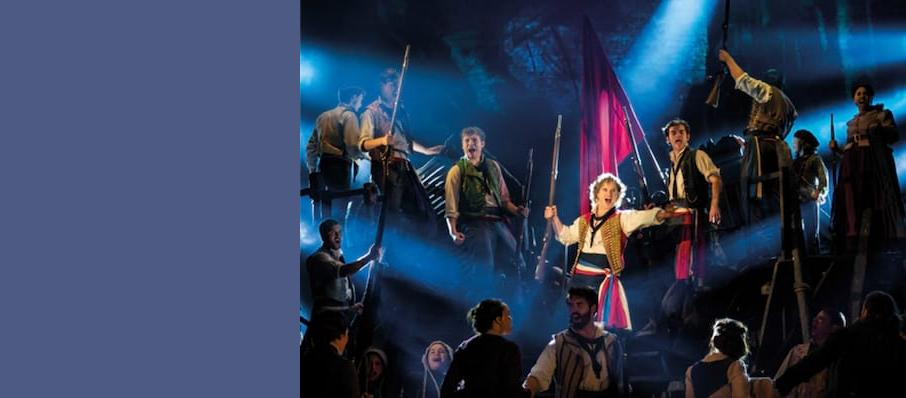Les Miserables, Sondheim Theatre, Norwich