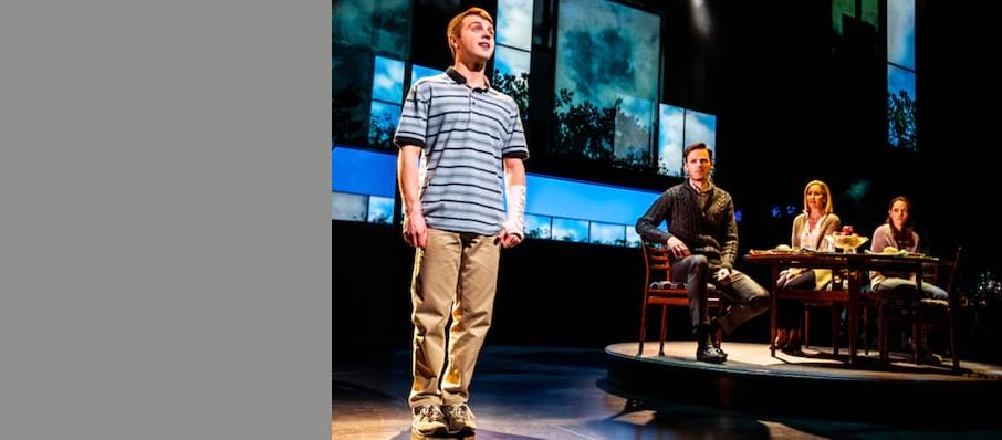 Dear Evan Hansen, Noel Coward Theatre, Norwich