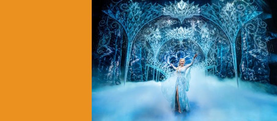 Disneys Frozen The Musical, Theatre Royal Drury Lane, Norwich