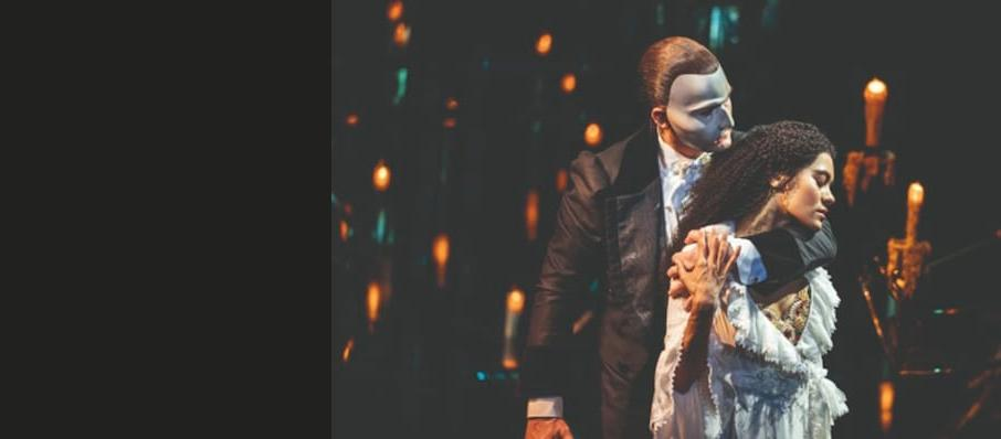 Phantom of the Opera, Her Majestys Theatre, Norwich
