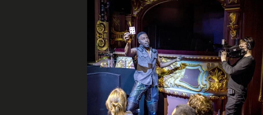Magic Goes Wrong, Vaudeville Theatre, Norwich