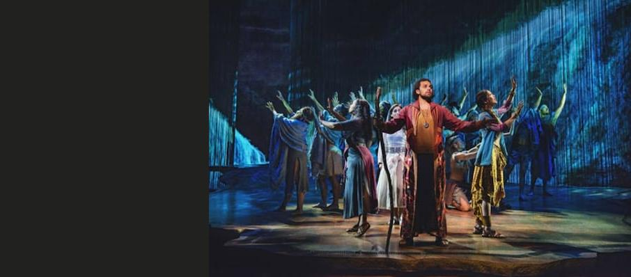 The Prince of Egypt, Dominion Theatre, Norwich