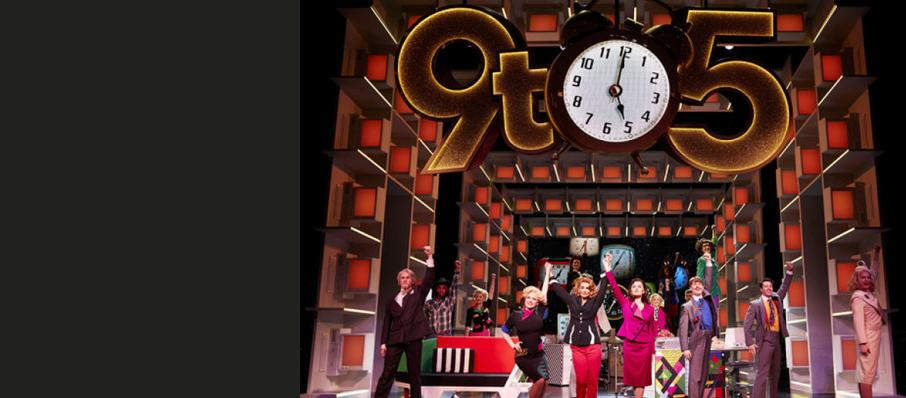 9 to 5 The Musical, New Wimbledon Theatre, Norwich