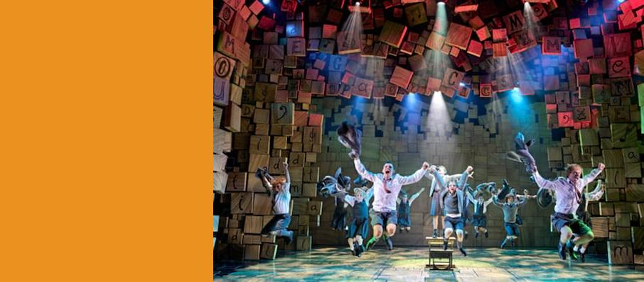 Matilda The Musical, Cambridge Theatre, Norwich