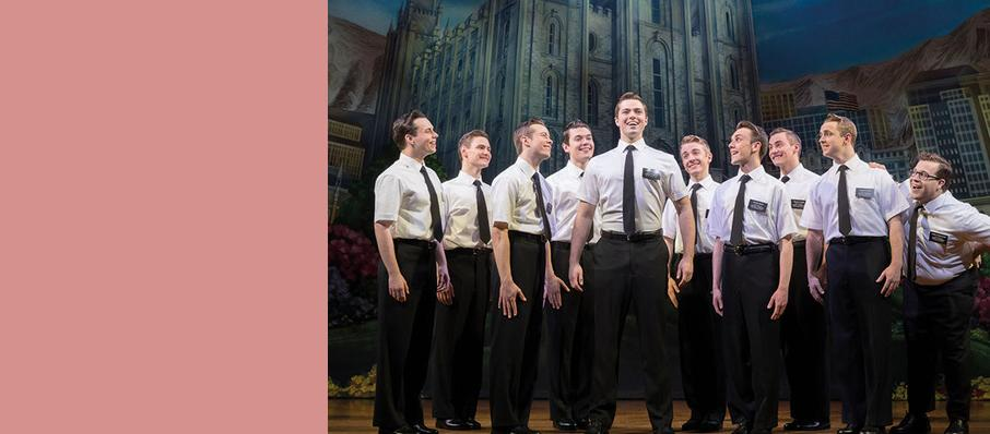 Book of Mormon, Prince of Wales Theatre, Norwich
